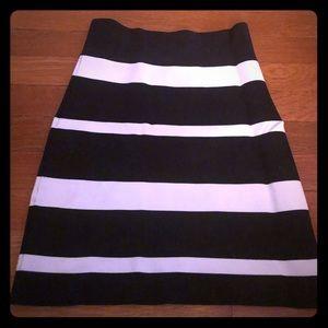 BCBG MaxAzria Bandeau Skirt